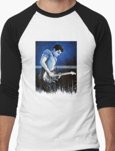 John Mayer Blues Men's Baseball ¾ T-Shirt