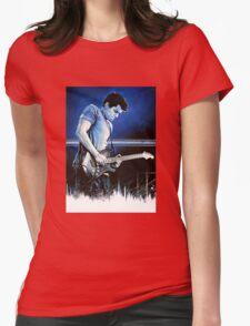 John Mayer Blues Womens Fitted T-Shirt