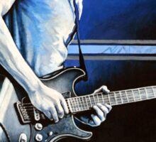 John Mayer Blues Sticker