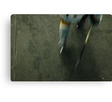 Games On Canvas Print