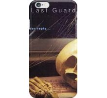 Waiting for Last Guardian iPhone Case/Skin