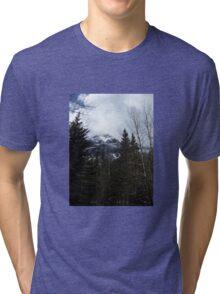 Cascade Mountain Tri-blend T-Shirt