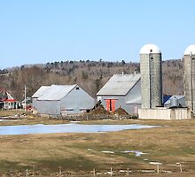 Rural Nova Scotia by HALIFAXPHOTO