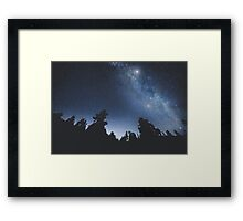 Starchild Framed Print
