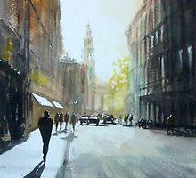 St Martin's Lane by LordOtter