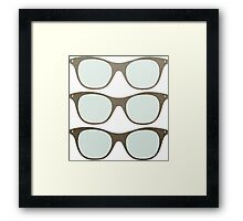 Cheap Sunglasses Framed Print