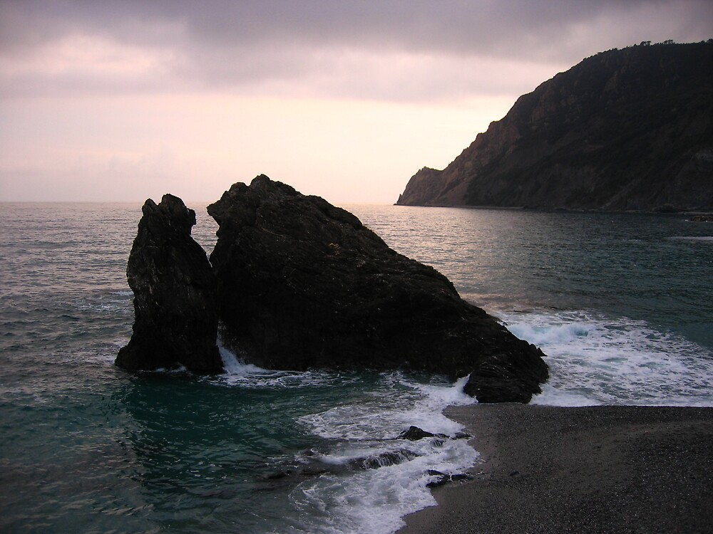Monterosso by Jessica Perry  George