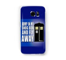 Snog Box Samsung Galaxy Case/Skin