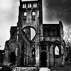 Jumièges Abbey by Arnaud Lebret
