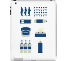 The List from Paper Towns iPad Case/Skin