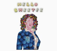 Hello Sweetie One Piece - Short Sleeve