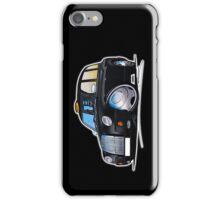 London Taxi TX4 Black iPhone Case/Skin