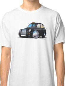 London Taxi TX4 Black Classic T-Shirt