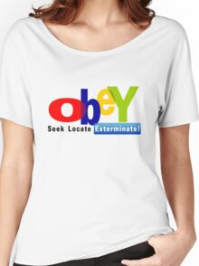 Obay  Women's Relaxed Fit T-Shirt