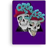 Crookers Canvas Print