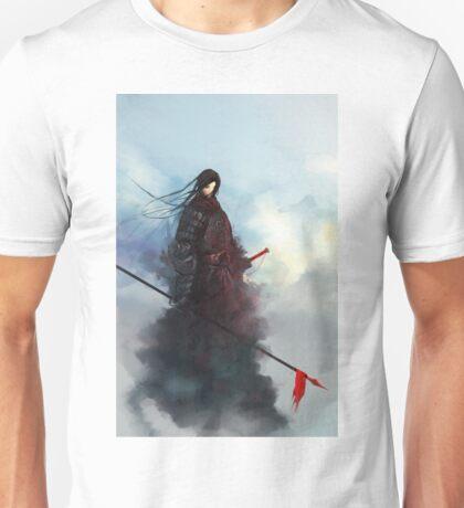 Hua Mulan Unisex T-Shirt