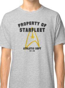 Starfleet Athletic Dept Classic T-Shirt