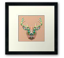 Deer Animals Gift Framed Print