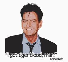 CHARLIE SHEEN-TIGERBLOOD by BEGROTESQUE