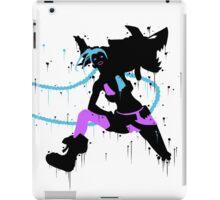 Jinx Ink Black iPad Case/Skin