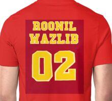 Roonil Wazlib Jersey design Unisex T-Shirt