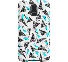 Missy - 80s Retro, Throwback Memphis Inspired Design Samsung Galaxy Case/Skin