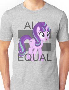 All Equal - Starlight Glimmer Unisex T-Shirt
