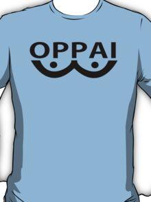 Oppai logo from Onepunch Man T-Shirt