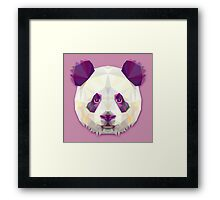 Panda Bear Animals Gift Framed Print