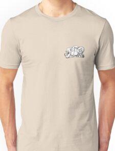 Happy Buddha Unisex T-Shirt