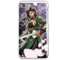 Hua Mulan iPhone Case/Skin