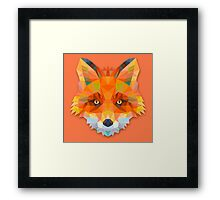 Fox Animals Gift Framed Print