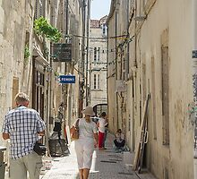 La Rochelle, France #3 by Elaine Teague
