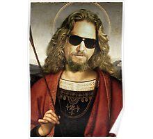 Saint Dude Poster