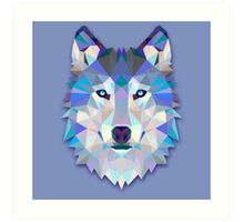 Wolf Animals Gift Art Print