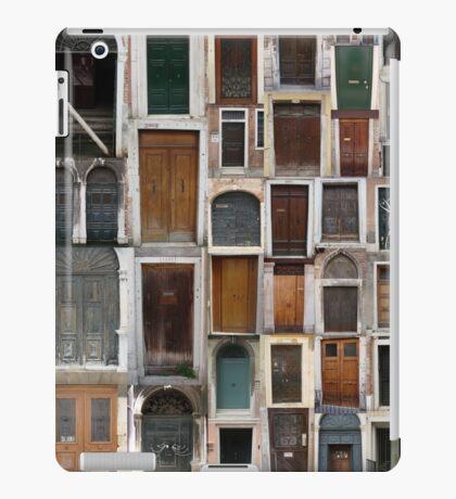 Doors Dull iPad Case/Skin