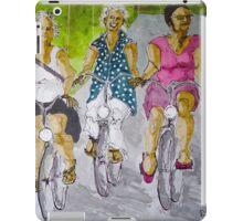 fietsvriendinnen iPad Case/Skin