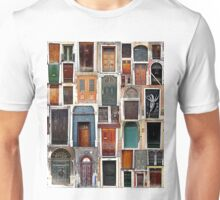 Europe Doors - HDR Unisex T-Shirt