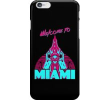 Welcome to Miami - I - Richard iPhone Case/Skin