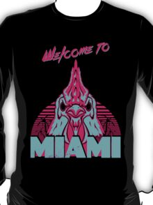 Welcome to Miami - I - Richard T-Shirt