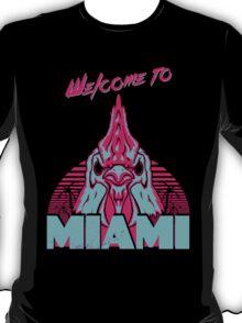 Welcome to Miami - I - Richard T-Shirt