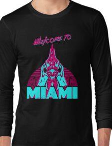 Welcome to Miami - I - Richard Long Sleeve T-Shirt
