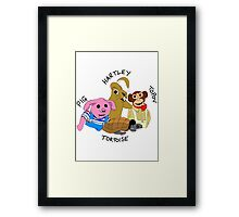 Pipkins Framed Print