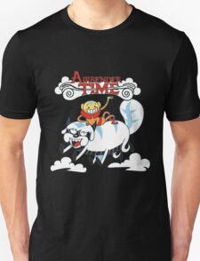 Avatar the Last Airbender (Adventure Time) T-Shirt
