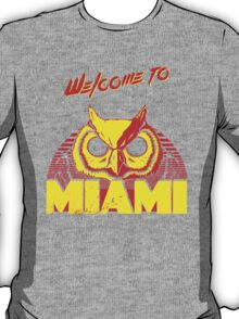 Welcome to Miami - III - Rasmus T-Shirt