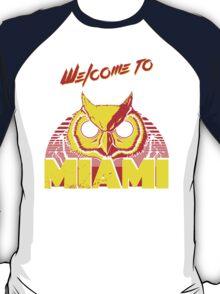 Welcome to Miami - III - Rasmus T-Shirt