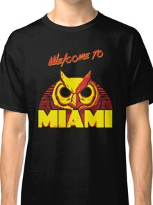 Welcome to Miami - III - Rasmus Classic T-Shirt