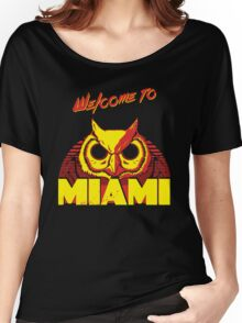 Welcome to Miami - III - Rasmus Women's Relaxed Fit T-Shirt