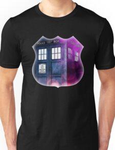 Public Police Box - Dr Who Unisex T-Shirt