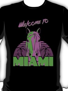 Welcome to Miami - II - Don Juan T-Shirt